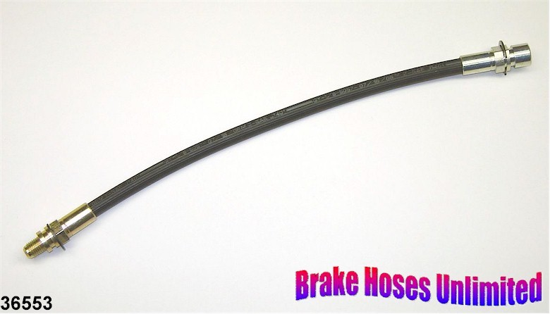 1966 Chevelle Brake Lines : Rear brake hose chevelle malibu ebay